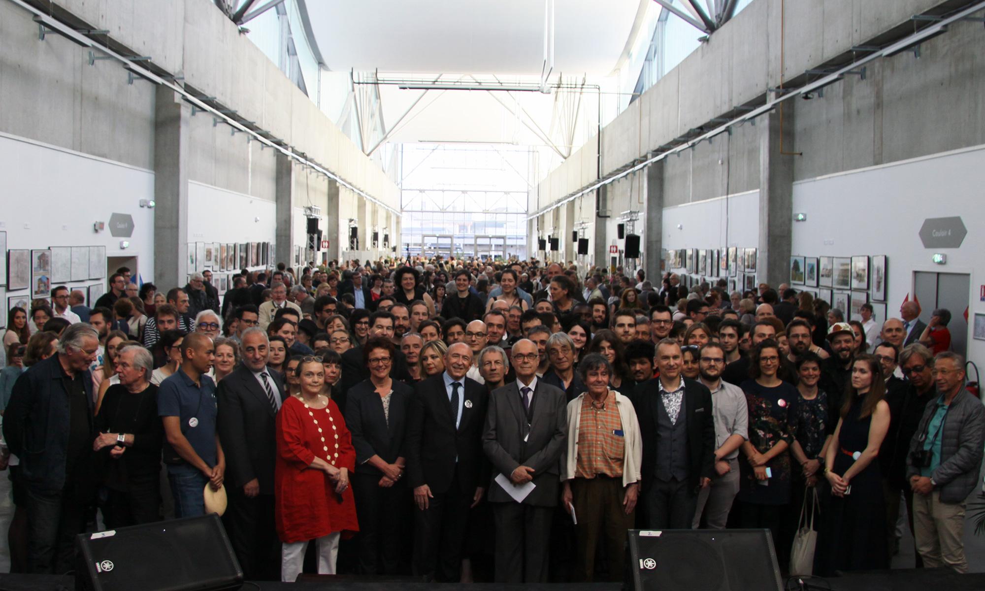 Événement // Inauguration de la nouvelle École Émile Cohl