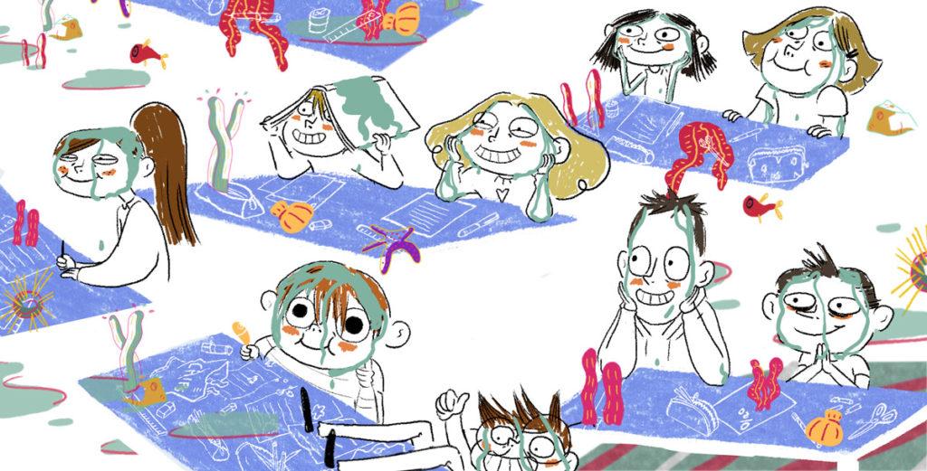 Annecy 2018 // Quatre étudiants primés aux Espoirs de l'animation