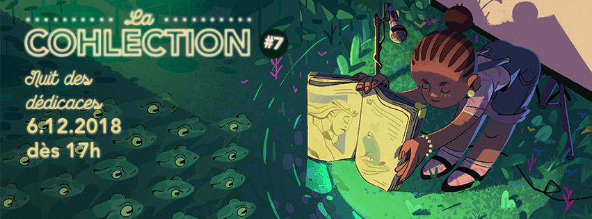 Des livres et des jeux plein la hotte de la Cohlection#7