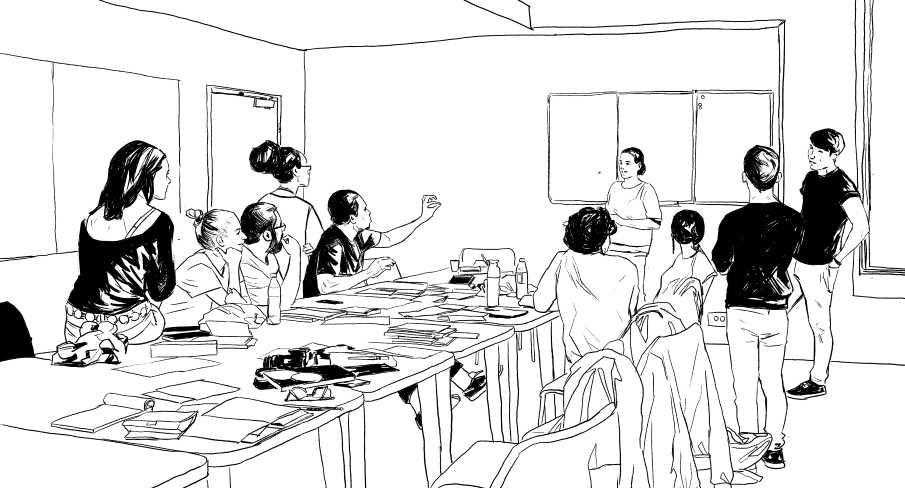 DUAIN // Les Cohliens mettent en images leurs travaux en anthropologie