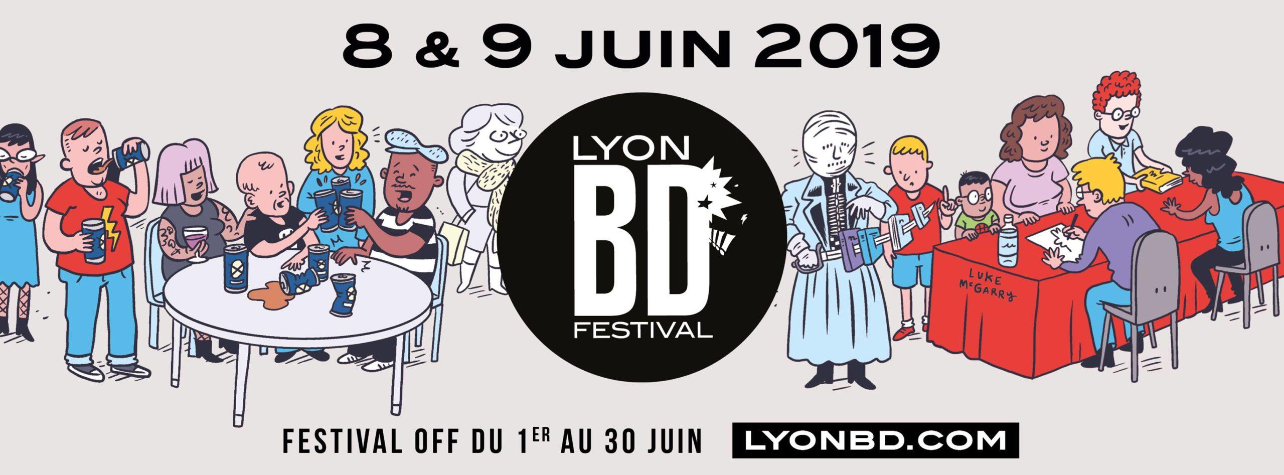 Bande dessinée // Forte affluence de Cohliens à Lyon BD Festival