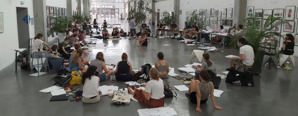 L'École Émile Cohl change d'identité visuelle