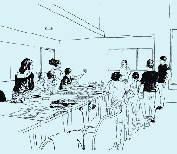 Diplôme universitaire d'Anthropologie et Image numérique (DUAIN)