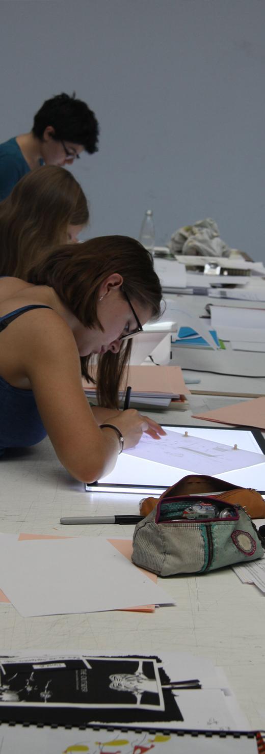 Atelier<br />Dessin Animé