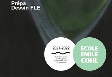 Prépa Dessin FLE 2021-2022