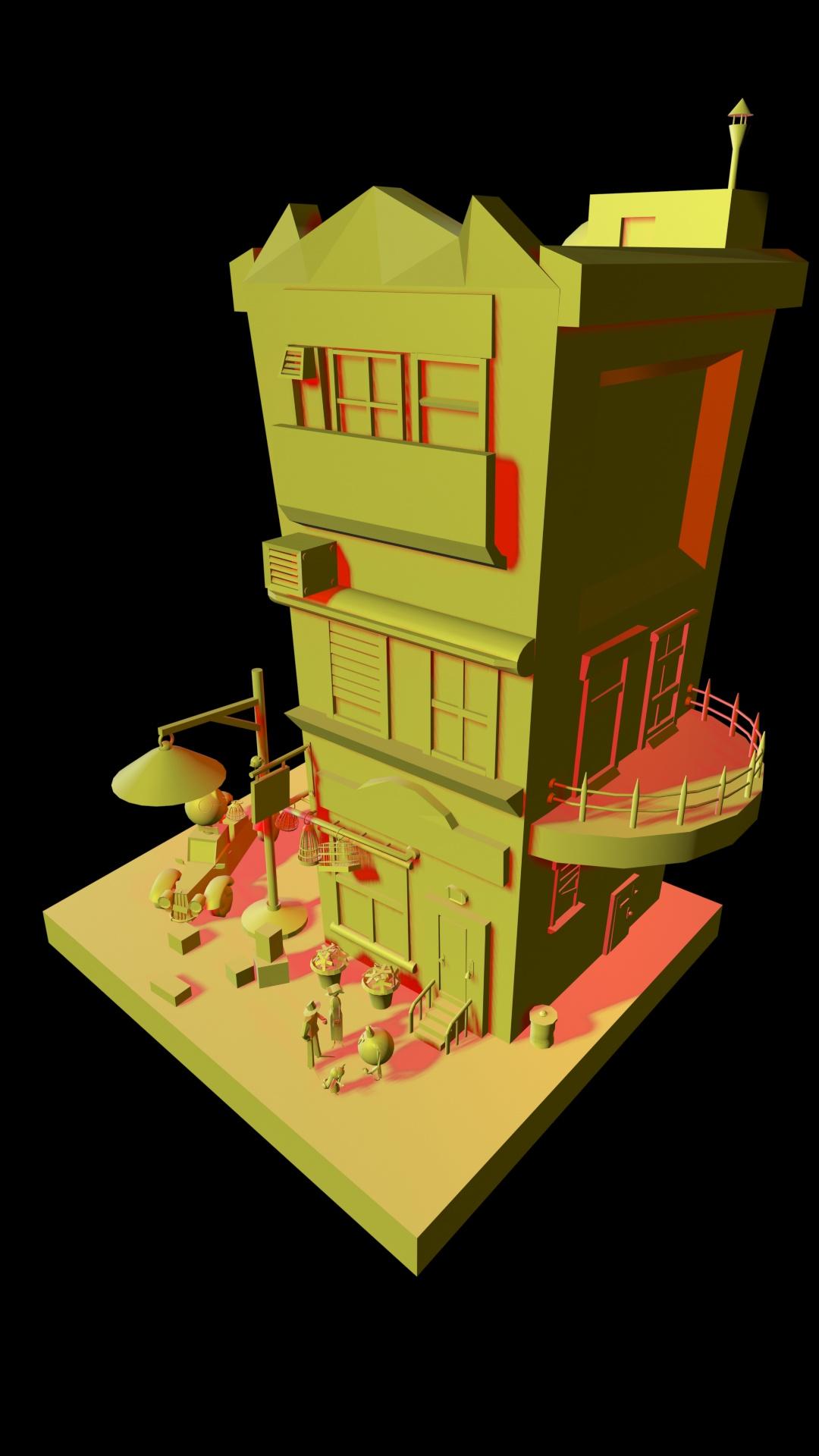 Atelier 3D