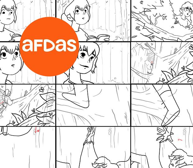 Storyboard (cinéma et/ou animation)