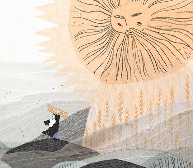 Raconter pour illustrer : rapport texte/images en illustration jeunesse