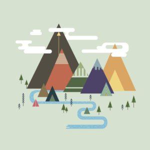 Illustration vectorielle : créer des logos et paysages sous Illustrator