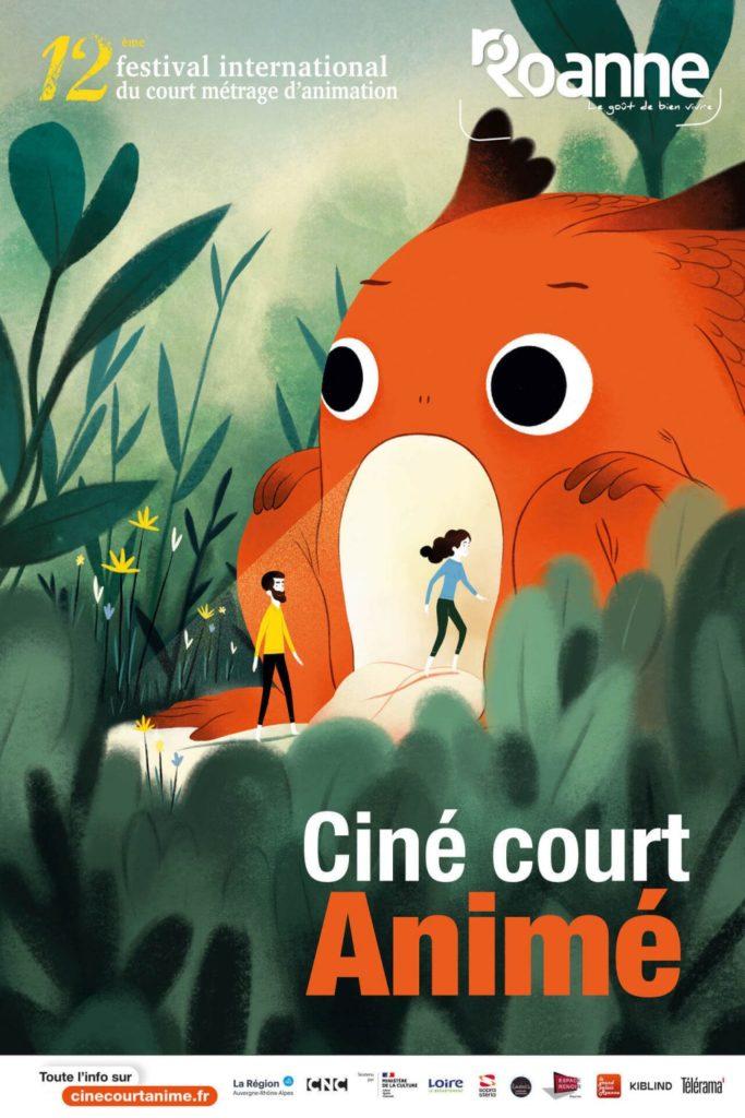 Au 12e Festival Ciné court animé de Roanne,