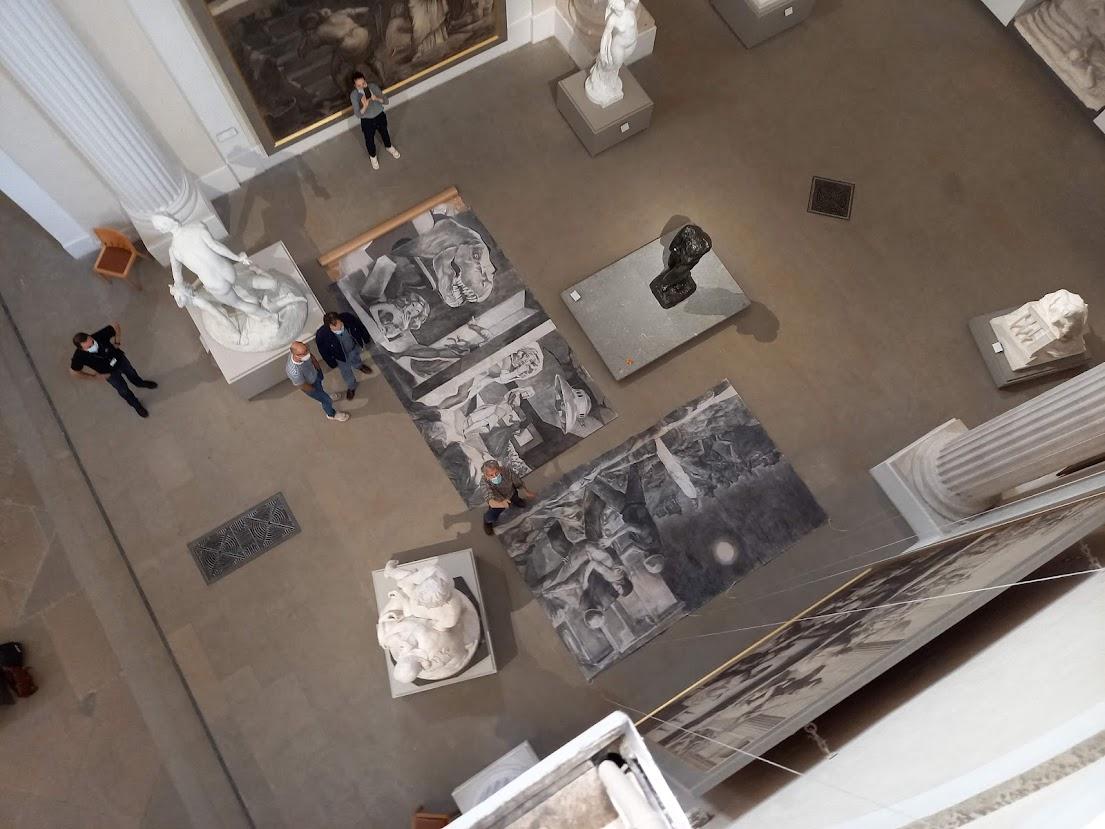 Journée exceptionnelle au musée des Beaux-Arts