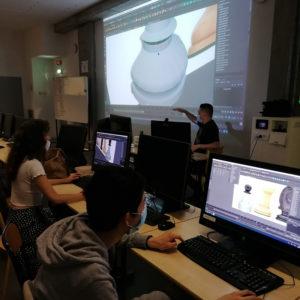 Initiation Blender 3D