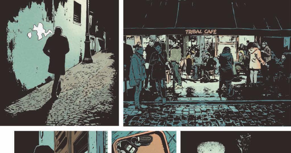 Comprendre les attentats du 13-Novembre avec «La Cellule», BD documentaire de Nicolas Otero